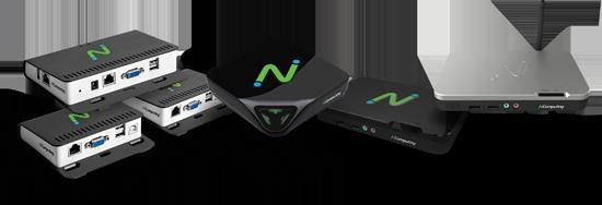 NComputing products
