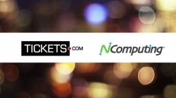 Tickets.com Delivers Winning Customer Service with NComputing