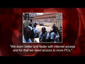 NComputing in African schools