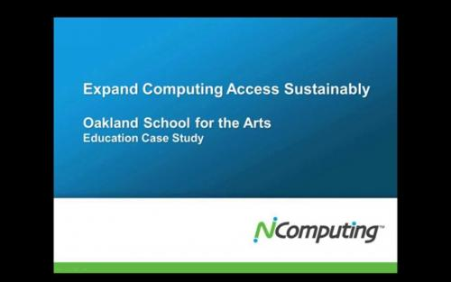 Expand Computing Access Sustainably